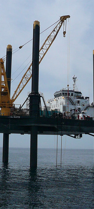 New Jersey shallow shelf IODP expedition