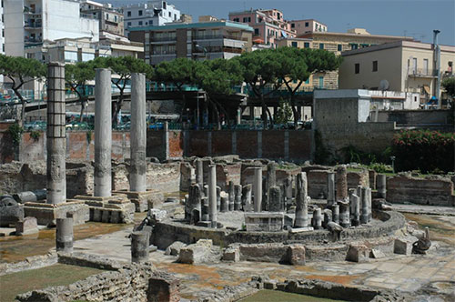 The 'Temple of Serapis'